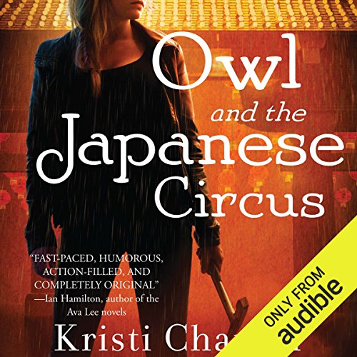 Owl and the Japanese Circus audiobook cover art