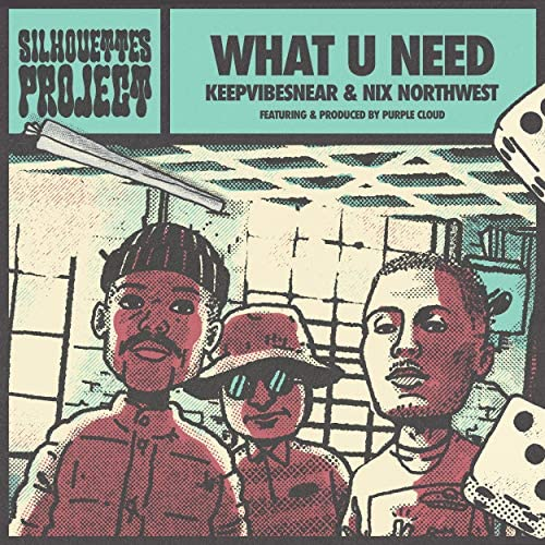 The Silhouettes Project, KeepVibesNear & Nix Northwest feat. Purple Cloud