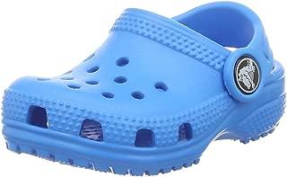 Crocs Kids' Classic Clog, Ocean, 8 M US Toddler
