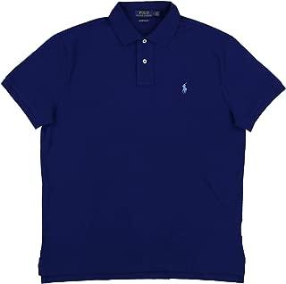Polo Ralph Lauren Mens Custom Slim Fit Stretch Mesh Polo Shirt