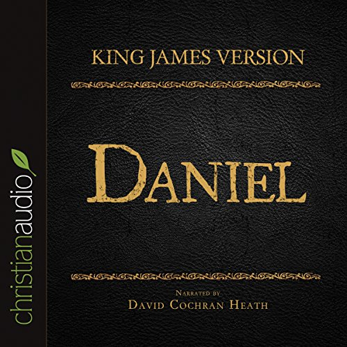 Holy Bible in Audio - King James Version: Daniel cover art