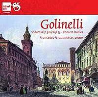 ステファノ・ゴリネッリ:ピアノ作品集(Golinelli; Sonatas Op. 30 & Op. 53)