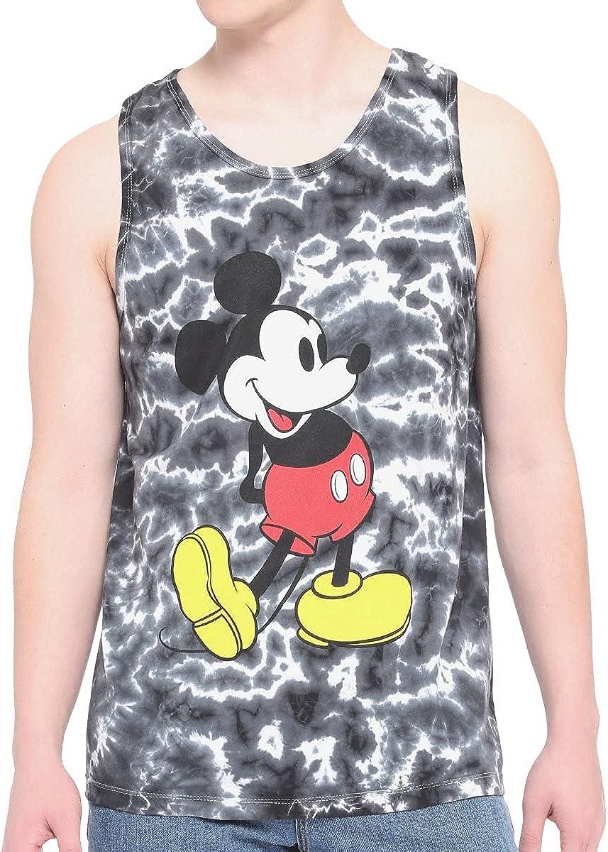 Disney Mickey Mouse Classic Tie-Dye Tank Top