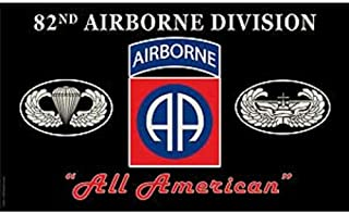FindingKing U.S. Army 82nd Airborne Division All American Flag 3ft x 5ft