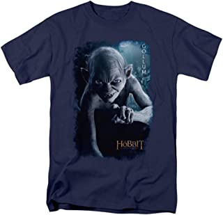 The Hobbit: An Unexpected Journey - Gollum Poster T-Shirt Size S