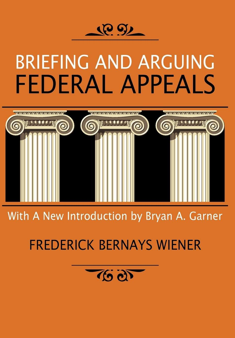 Image OfBriefing And Arguing Federal Appeals