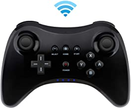 Best Controller for Wii U, Bigaint Wireless Pro Controller Bluetooth Gamepad Connected to Wii U Console Dual Analog Joystick-Black Review