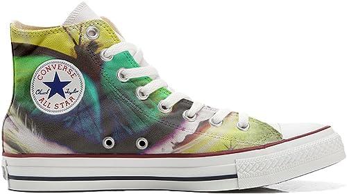 Converse All Star zapatos Personalizados (Producto Handmade) Mariposa