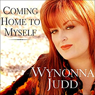 Coming Home to Myself audiobook cover art
