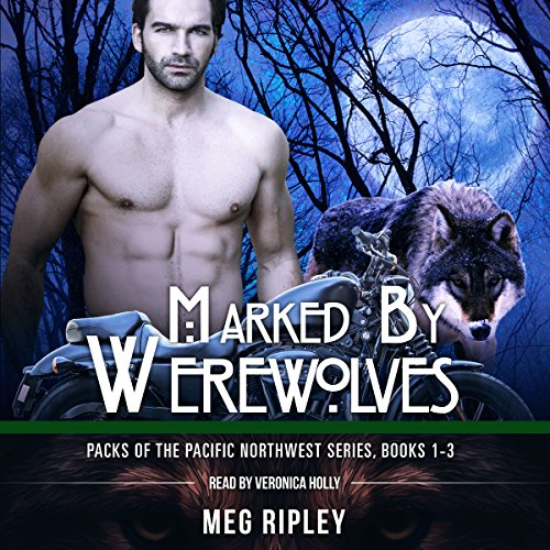 Marked by Werewolves audiobook cover art