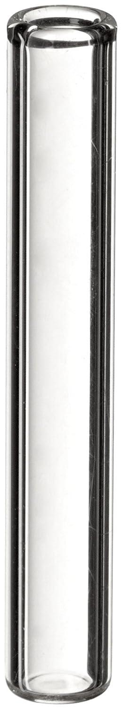 Wheaton 225350-531 Glass Limited Milwaukee Mall Volume Flat Bottom 5 ☆ very popular with Insert