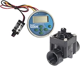 Hunter Sprinkler NODE100VALVE Node Single Station Controller with DC Latching Solenoid and PGV-101G Valve