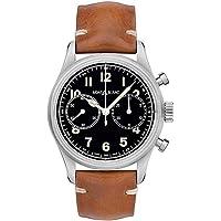 Montblanc 1858 Chronograph Automatic Black Dial Men's Watch (117836)