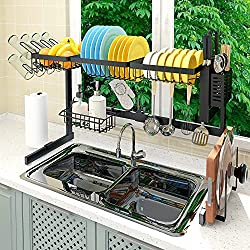 dish rack to manage kitchen products
