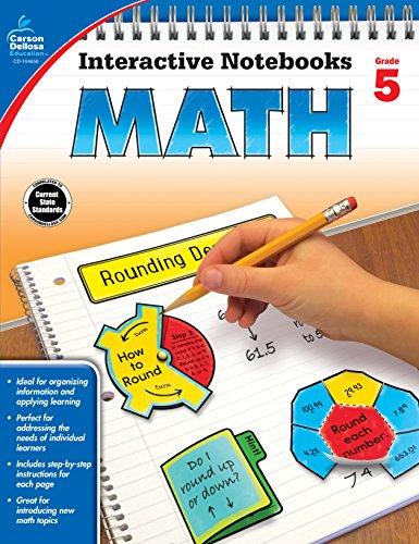 Math, Grade 5 (Interactive Notebooks)