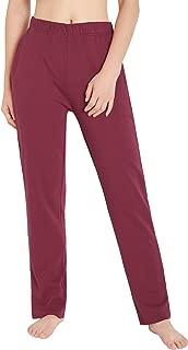 Women's Cotton Sweatpants Knit Pants with Pockets
