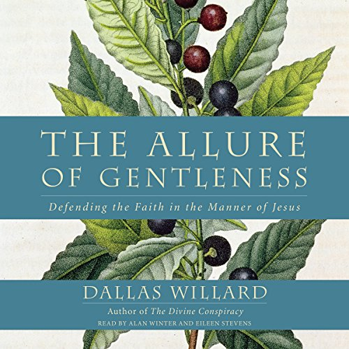 The Allure of Gentleness audiobook cover art