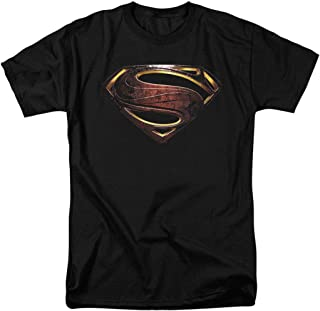 Justice League Movie Character Logo T Shirt & Stickers