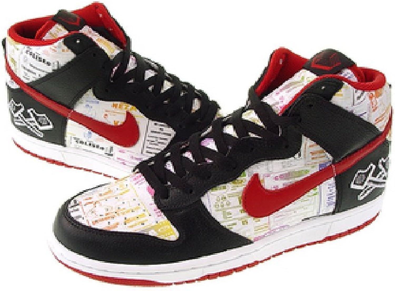 Nike Dunk Hi Premium Lucha Libre 312786 -061 -061 -061 US Sz 9  fabriksbutik