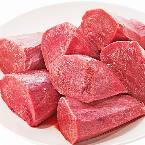 ごろんと 厚切り 牛たん先 肉厚 ブロック 肉 牛タン バーベキュー (2kg)