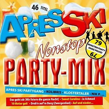 ApresSki Nonstop Party-Mix