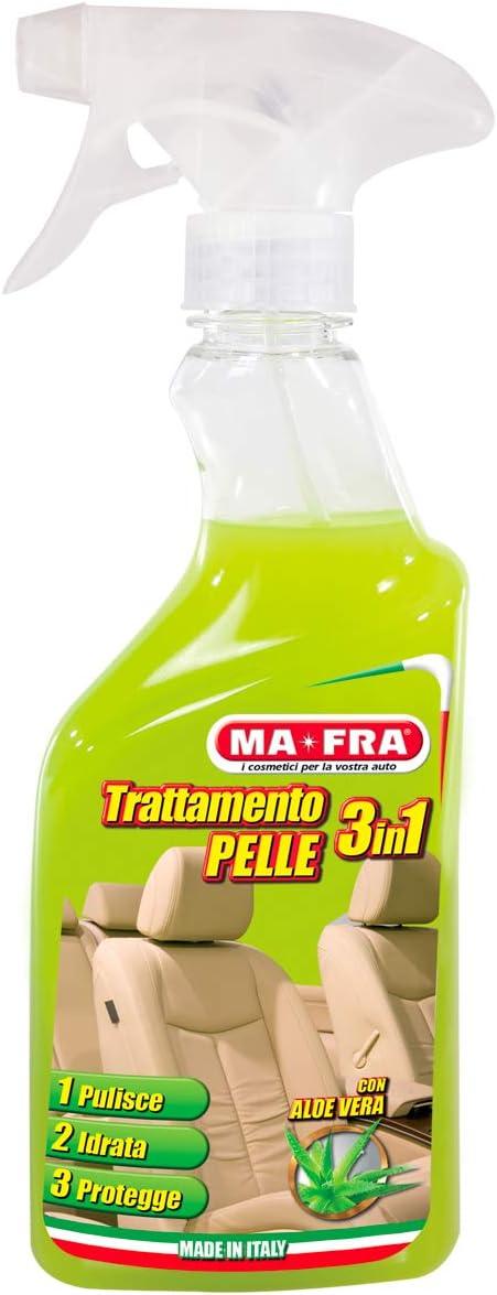 1186 opinioni per Mafra, Trattamento 3in1 Pelle, Pulisce, Idrata e Protegge le Superfici Interne