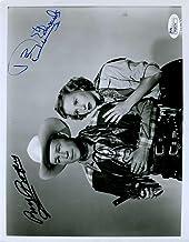 Roy Rogers Signed Photo - Penny Edwards 8x10 Autograph - JSA Certified - TV Photos