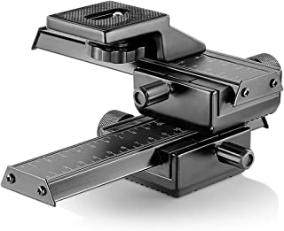 macro focusing rail