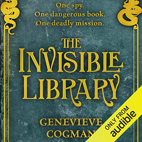 The Invisible Library cover art