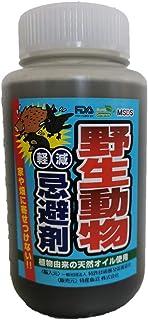 ばいばいカラス 忌避剤 ネズミ モグラ イタチ イノシシ クマ 天然オイル