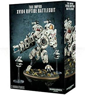 Tau Empire XV104 Riptide Battlesuit Warhammer 40,000