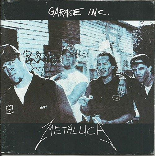 Garage Inc by Metallica [Music CD]