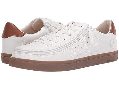 BILLY Footwear Sneaker Lo (White/Gum) Women
