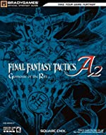 FINAL FANTASY TACTICS A2 - Grimoire of the Rift Official Strategy Guide de BradyGames