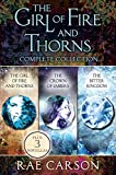 The Girl of Fire and Thorns Complete Collection: The Girl of Fire and Thorns, The Shadow Cats, The Crown of Embers, The Shattered Mountain, The King's Guard, The Bitter Kingdom (English Edition)