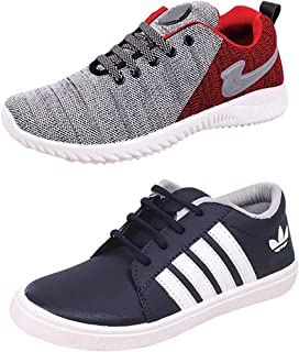SPOTEK Kid's Combo of 2 Smart Sneakers