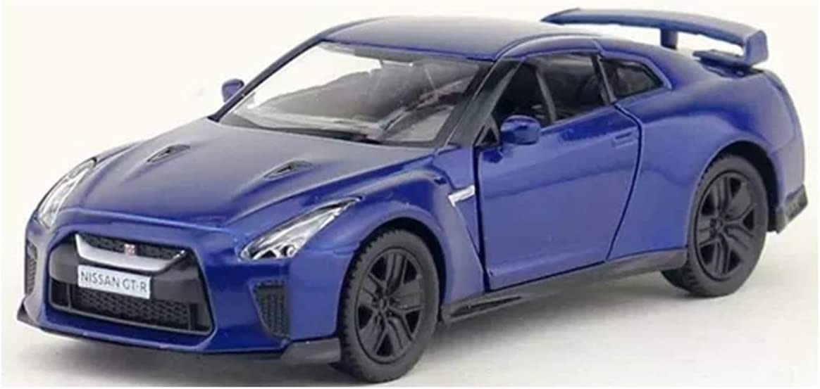 1:36 Scale Diecast Alloy Metal Sports Superior Car Nissan Model GT-R for New Free Shipping