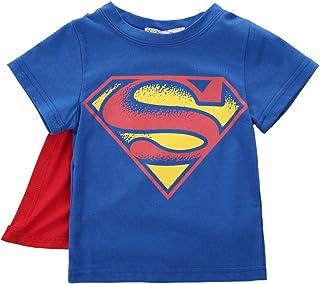Ropa Bebe NiñA Verano Barata para NiñOs PequeñOs Boy Camiseta Ropa Camisa Color Chal Camiseta Manga Corta
