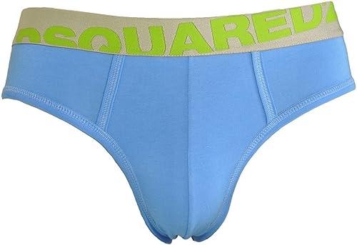 DSquarouge - Slip - Homme bleu bleu