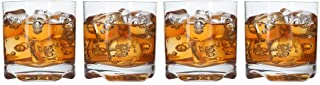 Lily's Home Unbreakable Whiskey Tumblers, Made of Shatterproof Tritan Plastic and Ideal for Indoor and Outdoor Use, Reusab...