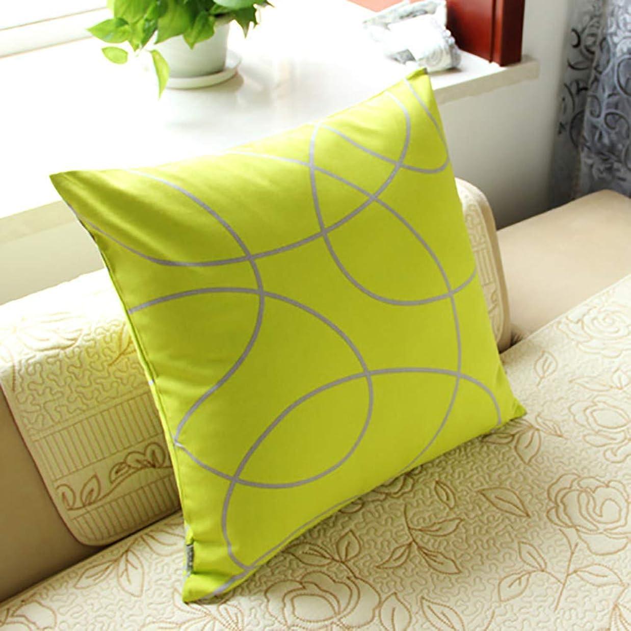 創造周辺十代の若者たち2J-QingYun Trade 厚手の正方形の枕Ppコットンソファークッション、シンプルな柔らかい椅子パッドシートカバーカーシートの上の使用ソファオフィスチェアライフマット布団 (Color : B, サイズ : 55x55cm(22x22inch))