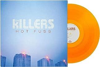 The Killers - Hot Fuss Exclusive Translucent Orange LP Vinyl