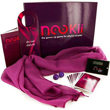 The hot game for passionate lovers Valentine Gift Nookii..
