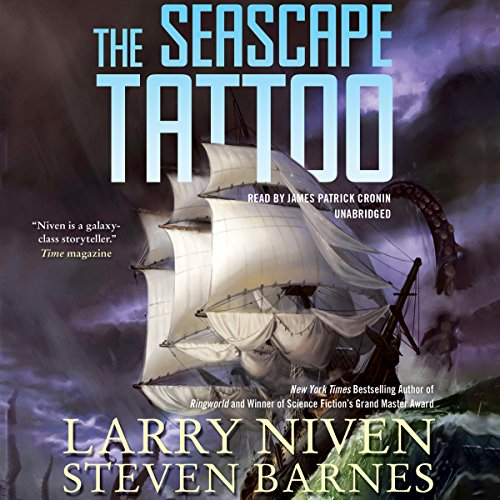 The Seascape Tattoo audiobook cover art