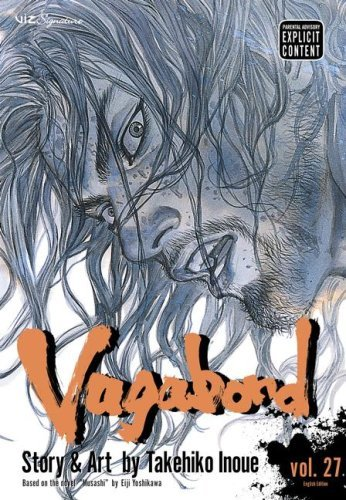 By Inoue, Takehiko [ Vagabond, Volume 27 (Vagabond (Paperback) #27) - Greenlight ] [ VAGABOND, VOLUME 27 (VAGABOND (PAPERBACK) #27) - GREENLIGHT ] Mar - 2008 { Paperback }