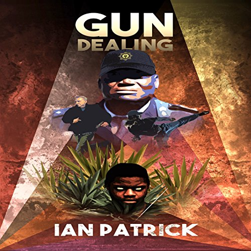Gun Dealing audiobook cover art