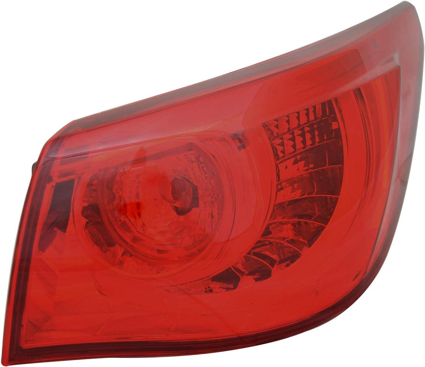 TYC 11-6649-00 Lamp Tail 世界の人気ブランド 2020モデル