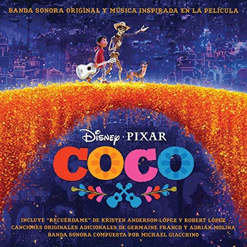 Price comparison product image Coco (Original Soundtrack)