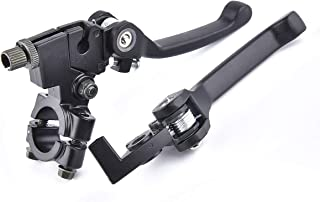 Folding Clutch Lever with Perch + Brake Lever for 110 125cc 7/8