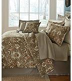 Noble Excellence Villa Paseo Full/Queen Size 3 Piece Comforter Set Multi
